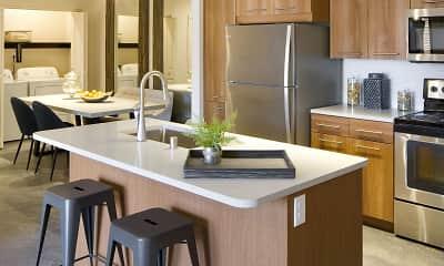 Kitchen, Olympus Alameda, 0