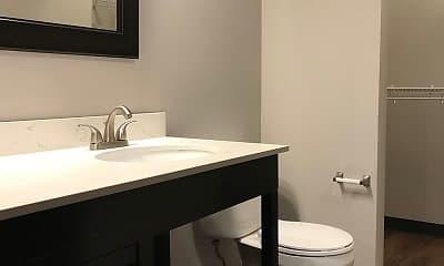 Bathroom, Brick Towne at Johnston, 2