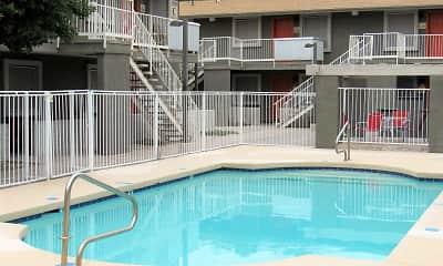 Pool, EverGreen on Hayden Lane, 1