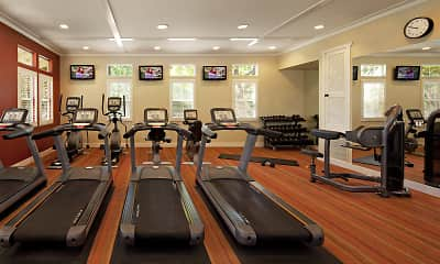 Fitness Weight Room, Arcadia At Stonecrest Village, 2
