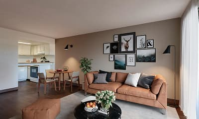 Living Room, The Towers, 2