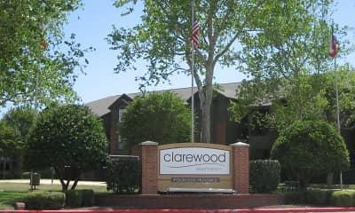 Community Signage, Clarewood, 0