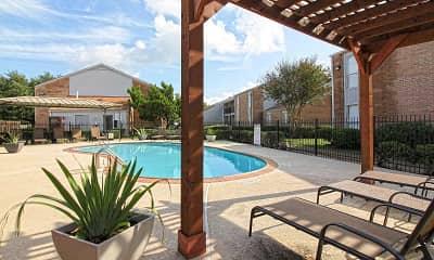 Pool, Park Colony, 1