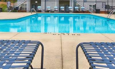 Pool, Northridge Crossings, 1