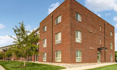 Building, Northern Pacific Apartments, 1
