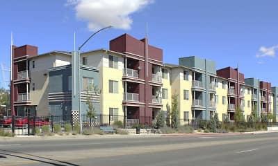 Building, River Place Senior Apartment Homes, 0