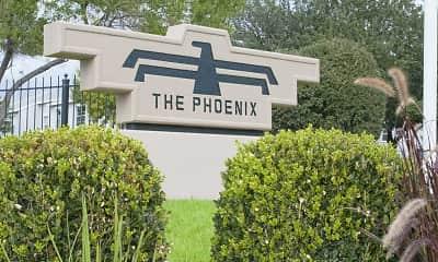 Community Signage, The Phoenix of El Paso, 0