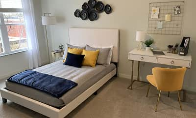Bedroom, NOVO APARTMENTS, 1