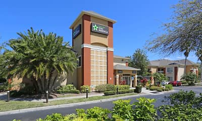Building, Furnished Studio - Clearwater - Carillon Park, 1