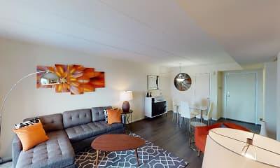 Living Room, Washington View, 1