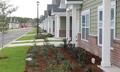 Building, River Oaks Village, 1