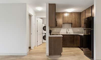 Kitchen, Ballantrae Apartments, 2