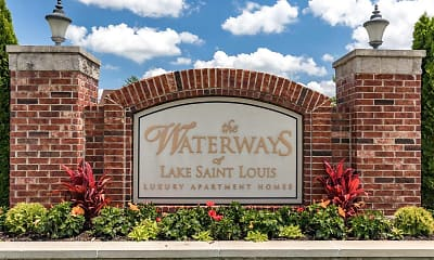 Community Signage, The Waterways Of Lake Saint Louis, 0