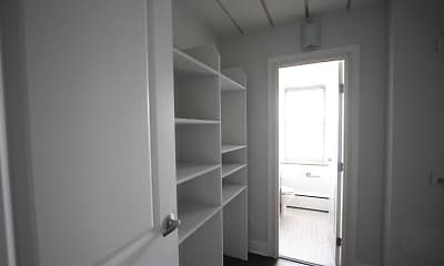 Storage Room, Midtown Flats, 2