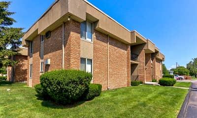 Building, Madison Park, 1