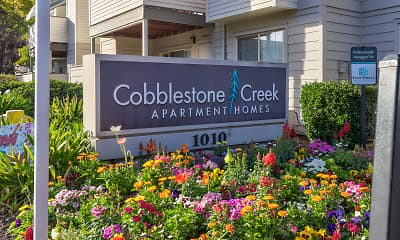 Community Signage, Cobblestone Creek, 2