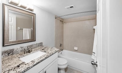 Bathroom, 10X Living at Naples, 2