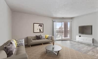 Living Room, Eastwood Crossings, 1