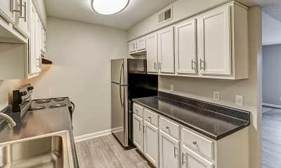 Kitchen, Haven, 1
