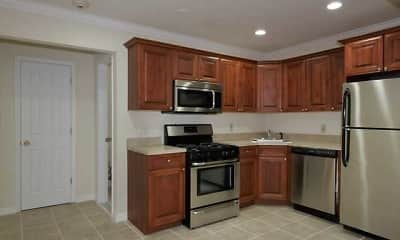 Kitchen, Fairfield Renaissance, 1