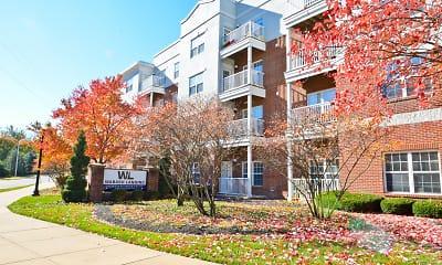 Community Signage, Wabash Landing Apartments, 2