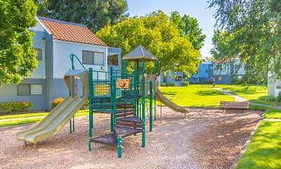 Playground, Montage at Fair Oaks Apartments, 2