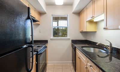 Kitchen, Lincoln Heights, 1