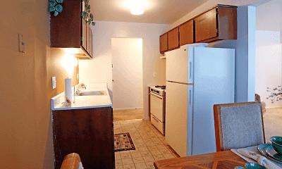 Kitchen, Stone Lodge Apartments, 2