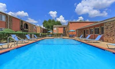 Pool, Watermark at Baytown, 0
