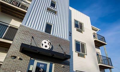 Bluestone Downtown Apartments & Lofts, 2