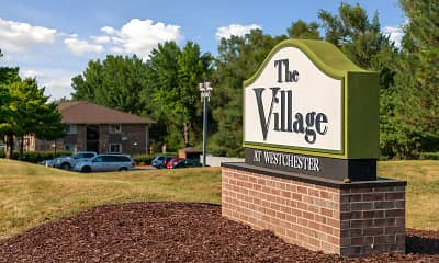 Community Signage, The Village at Westchester, 0