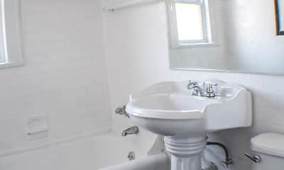 Bathroom, Essex Morley Apartments, 2