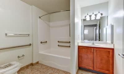 Bathroom, The Duffy School, 2