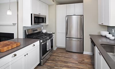 Kitchen, Avalon at Florham Park, 1