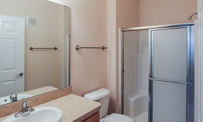 Bathroom, Aqua Marine Resort Style Living, 2