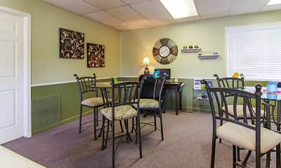 Clubhouse, Beech Grove Village Apartments, 2