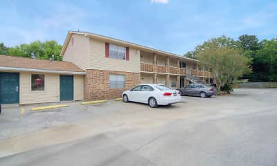 Building, Willow Lake Apartments, 2