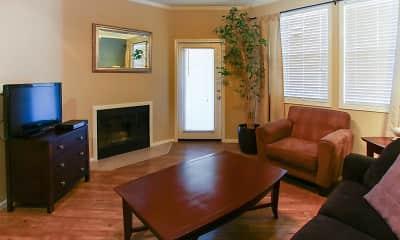 Living Room, Temecula Ridge, 1