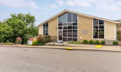 Building, The Ellington, 2