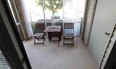 Patio / Deck, Sunlake at Edgewater, 2