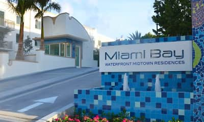 Community Signage, Miami Bay Midtown Residences, 2