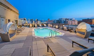 Pool, 1301 Thomas Circle, 0
