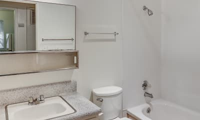 Bathroom, Tuscana Court, 2