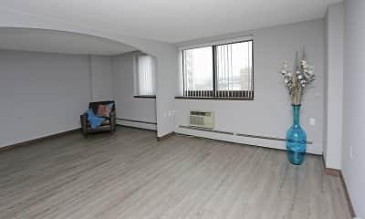 Rivergate Apartments, 1