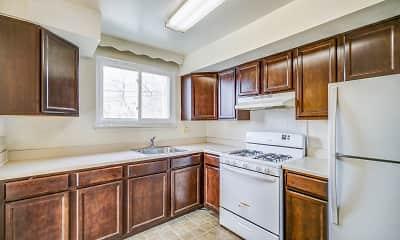 Kitchen, Hazelcrest, 1