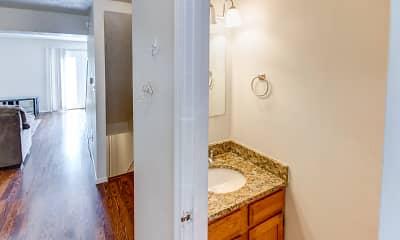 Bathroom, Townhouses on 10th, 2