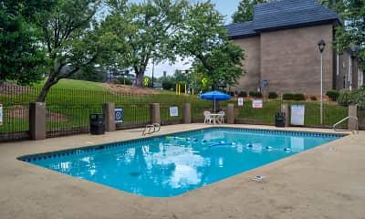 Pool, Sierra Terrace, 0