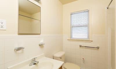 Bathroom, West Mill Gardens, 2