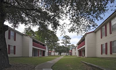 Building, Creekside Apartments, 0