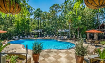Pool, Lagniappe of Biloxi Apartment Homes, 2